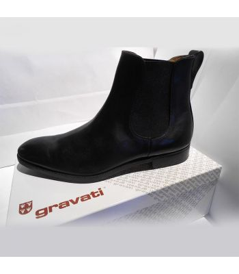 CHELSEA BOOT IN BLACK CALF