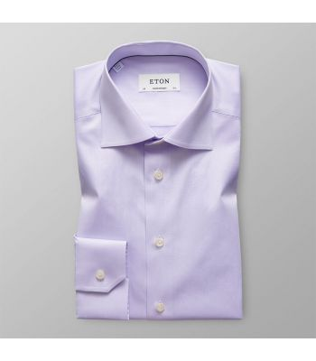 Purple Signature Twill