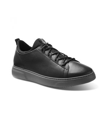 Hubbard Flight- Black Leather