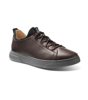 Hubbard Flight- Espresso Brown Leather