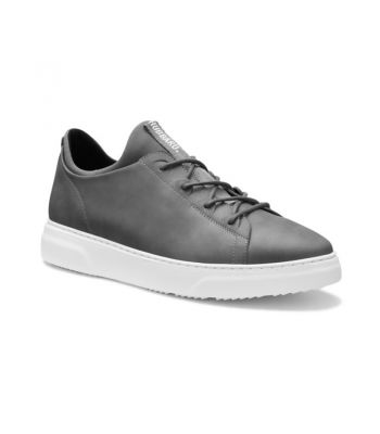 Hubbard Flight-Aircraft Gray Leather / White Sole
