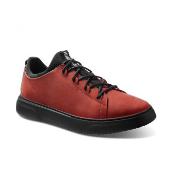 Hubbard flight - Rust Leather / Black Sole