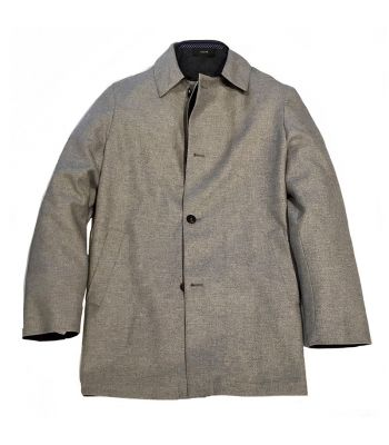 Reversible Overcoat/Raincoat