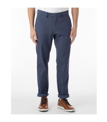 Ballin Pima Cotton Twill - Cadet Blue