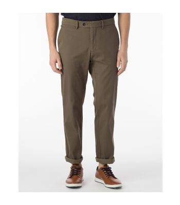 Ballin Pima Cotton Twill - Fatigue