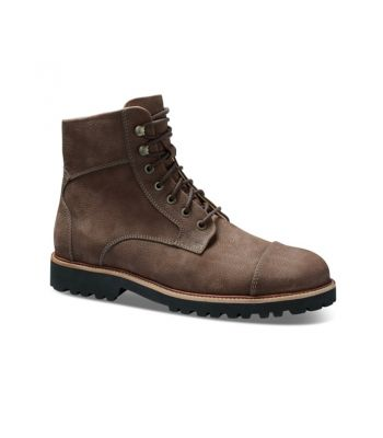 Uptown Maverick-Pebble Brown Nubuck / Black Sole